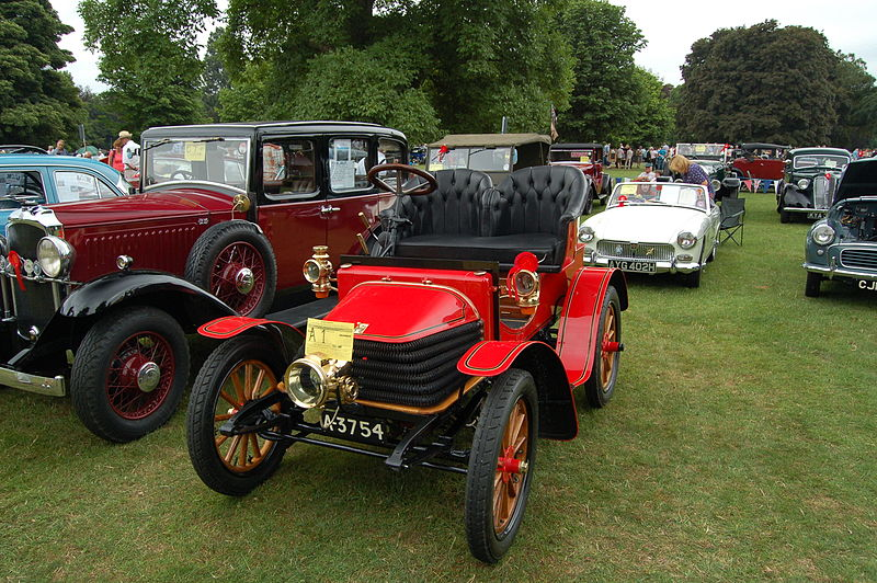Picture of 1904 Wolseley 6
