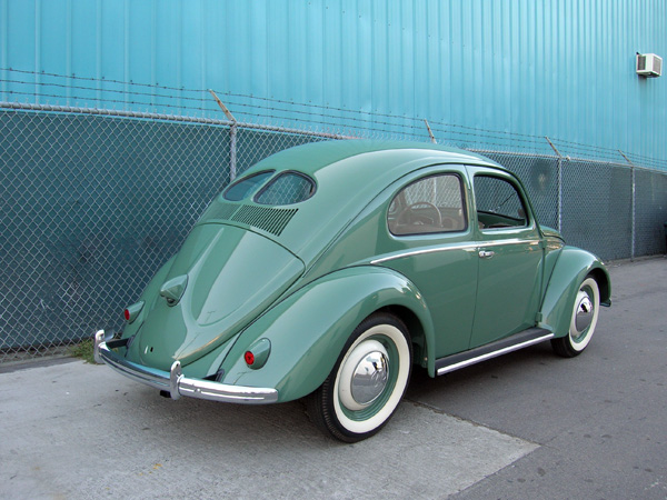The Beetle Type 1 in 1949