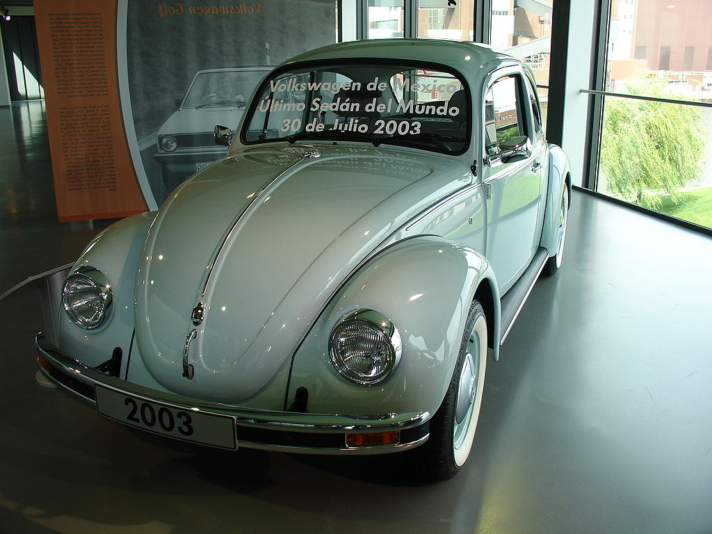 The last Beetle ever produced