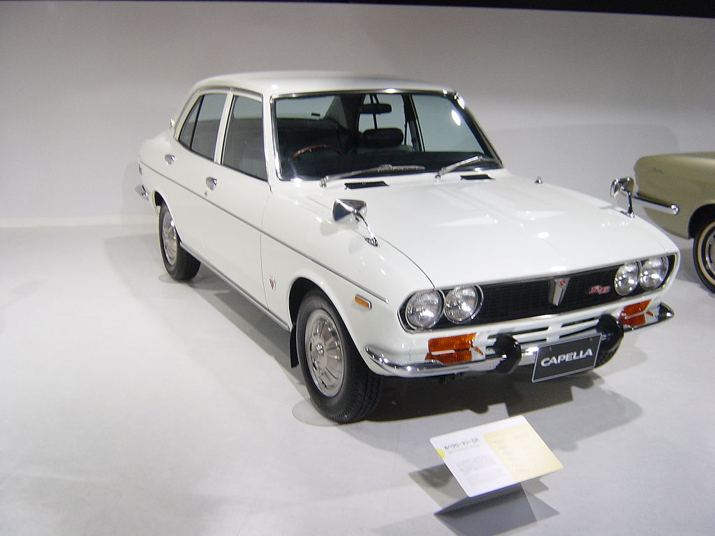Photo of Mazda RX-2