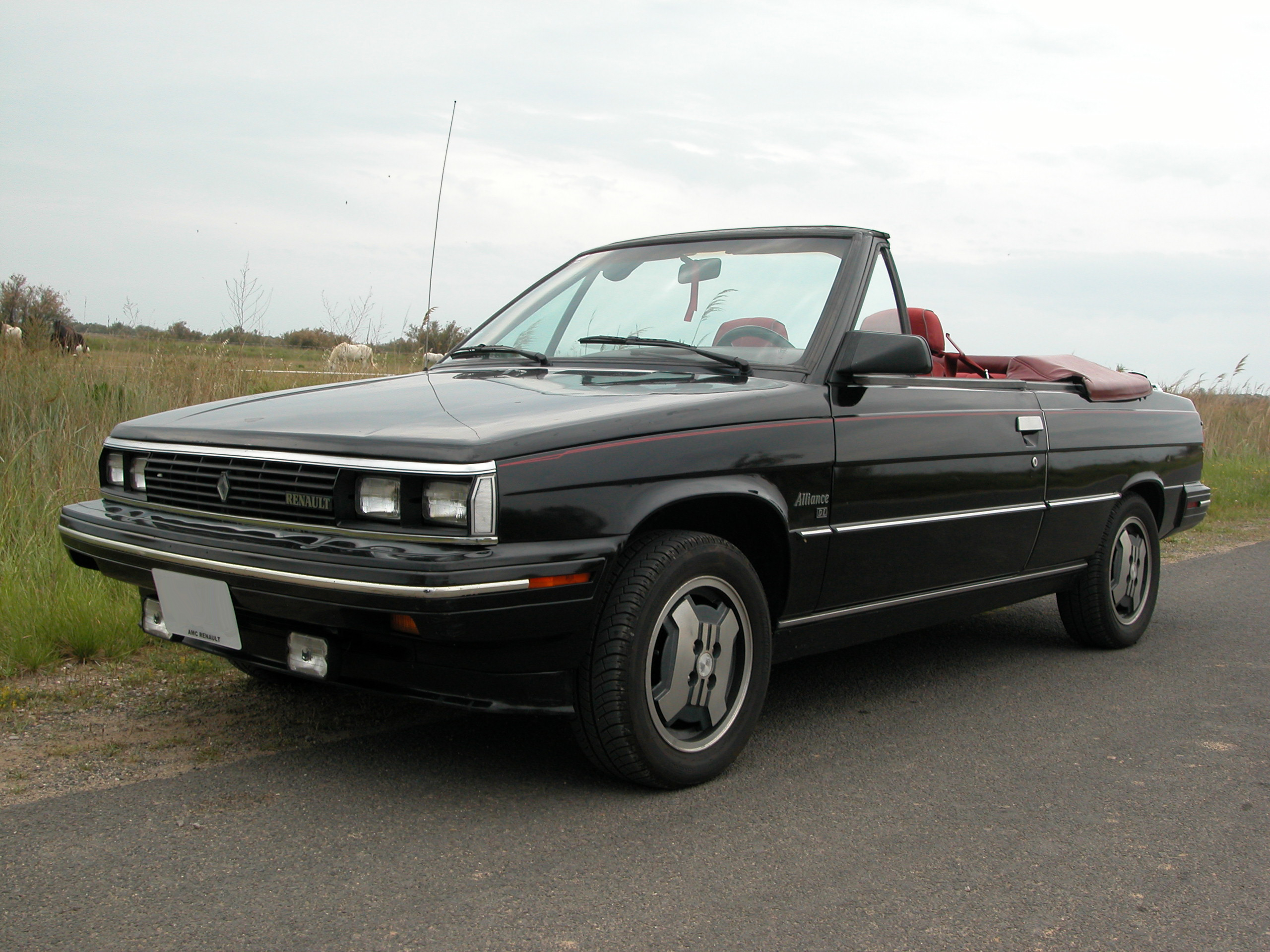Photo of Renault Alliance Convertible