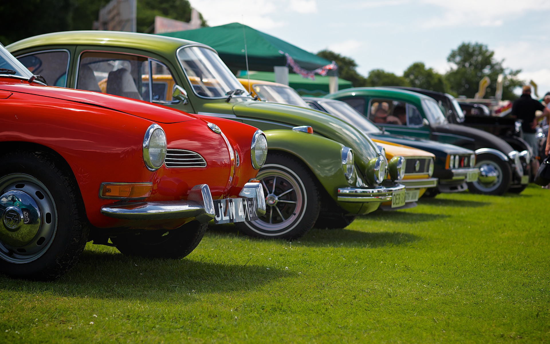 Fancy a classic car show this summer? Here are a few ideas ...