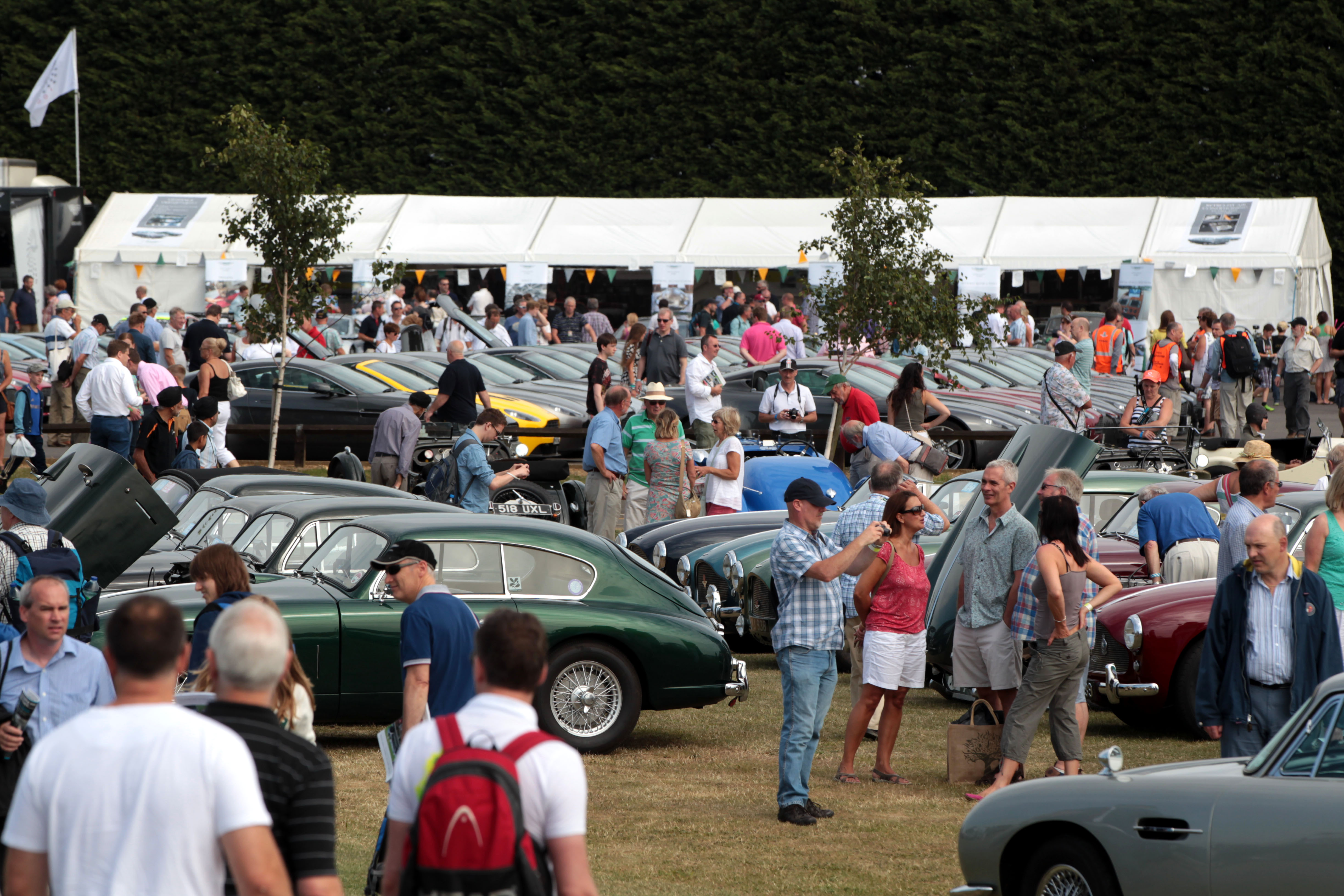 Fancy A Classic Car Show This Summer Here Are A Few Ideas