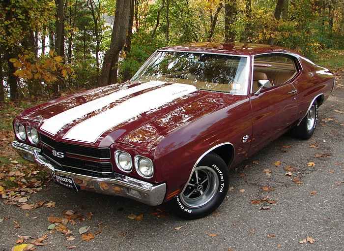 Picture of 1970 Chevrolet Chevelle SS 454