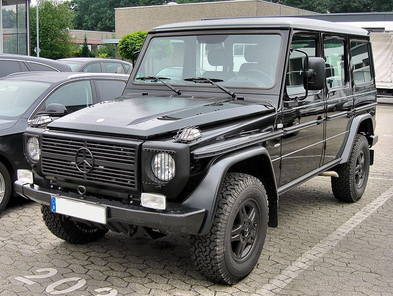 Picture of Mercedes G Wagen