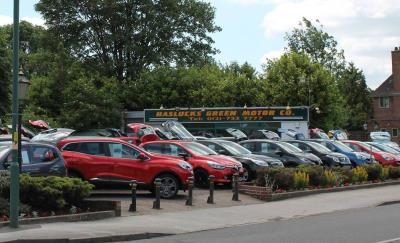 Haslucks Green Motor Co