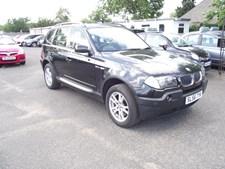 BMW X3 x3 D SE ESTATE