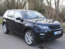 Land Rover Discovery Sport Si4 SE Sport