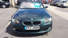 BMW 3 Series 320i SE Auto Convertible From £9,195