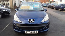 Peugeot 207 1.6 HDi Diesel S 5-Door From £2,995 +