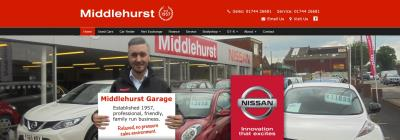 Regular Vehicle Servicing at Middlehurst Garage