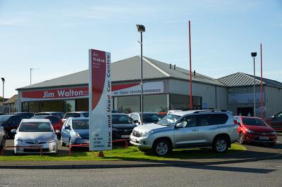 Part Exchange and Cars Bought for Cash at Jim Walton Ltd