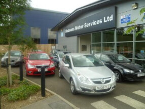 Affordable Finance at Robsons Motor Services Ltd