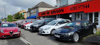 Cars of Kinson