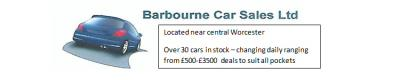 Barbourne Car Sales