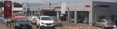 Motability at T Wall Garages Vauxhall