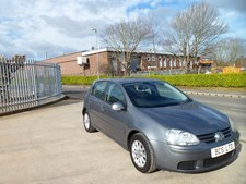 Volkswagen Golf 1.6 FSI (115PS) Match Hatchback 5d