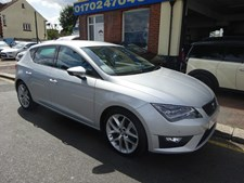 Seat Leon 2.0TDI CR (150ps) FR Tech Pack (s/s) Hat