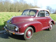 Morris Minor Low Light Tourer