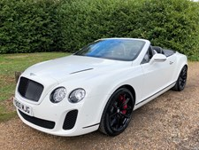 Bentley Continental 6.0 Supersports Convertible 2d