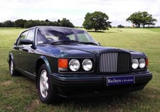 Bentley Turbo R L, Only 46k Miles From New, One Of