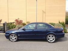 Jaguar X Type D S