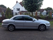Jaguar X Type SE