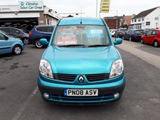 Renault Kangoo 1.6 Expression Auto WAV From £6,995