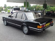 Ford Granada 2.8 i GHIA X PACK AUTOMATIC / 34 YEAR